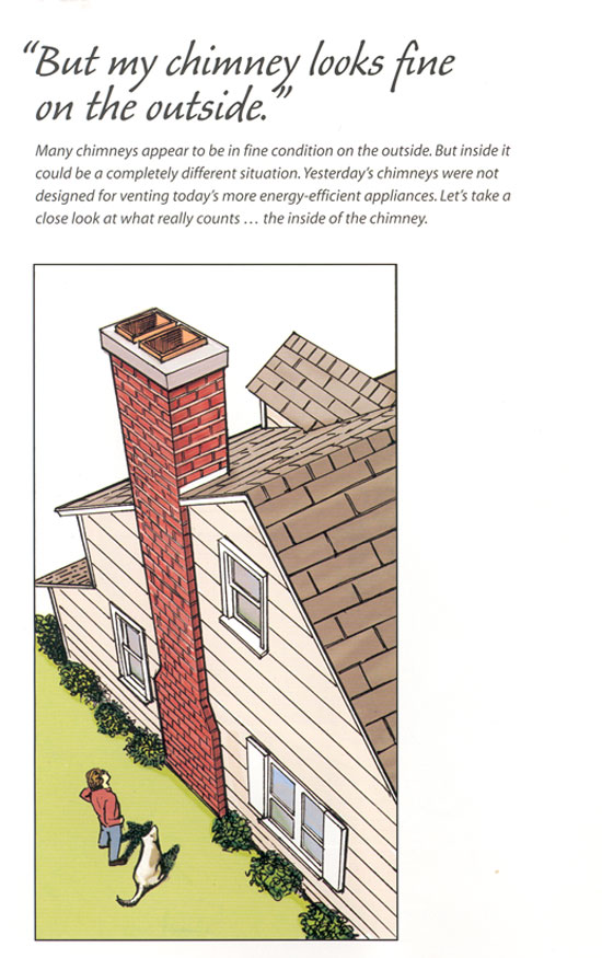 Chimney Liners Our Products New Jersey Chimney Company